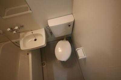 【トイレ】ルパレ森後