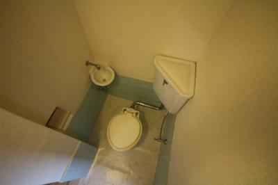 【トイレ】マンション白菊