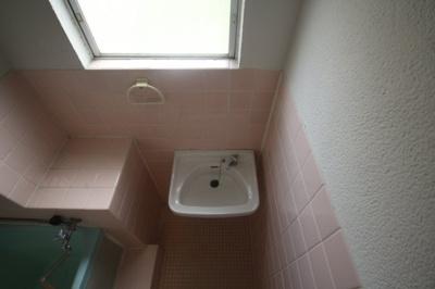 【洗面所】マンション白菊