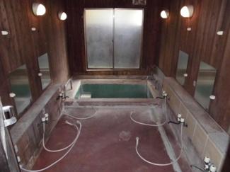 【浴室】草津町草津ホテル・保養所