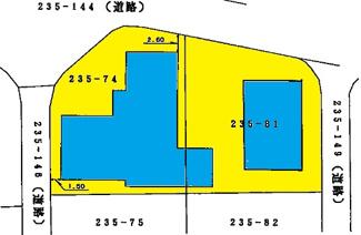 【地図】草津町草津ホテル・保養所