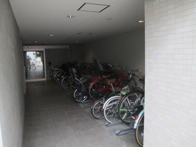 【駐車場】ワコーレ大谷町クレセンツィオ
