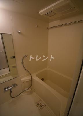【浴室】コンフォリア麻布十番