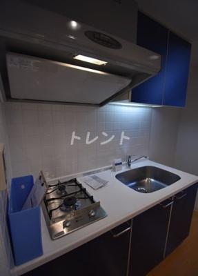 【キッチン】コンフォリア麻布十番