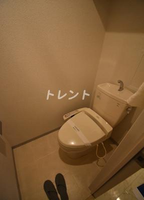 【トイレ】ラクラス麻布十番