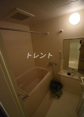 【浴室】ラクラス麻布十番