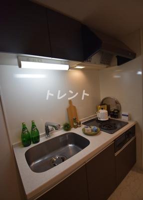 【キッチン】ラクラス麻布十番