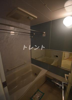 【浴室】エステマール芝公園
