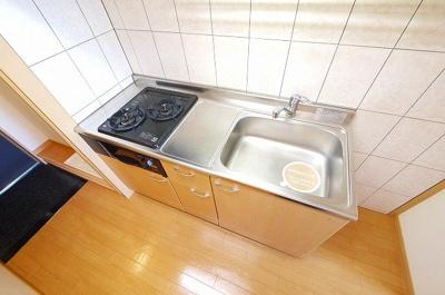 【キッチン】グリーンフィール大宮