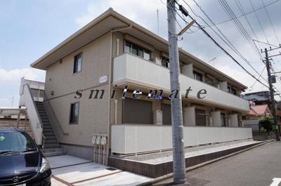 【外観パース】コンフォートハイム戸塚