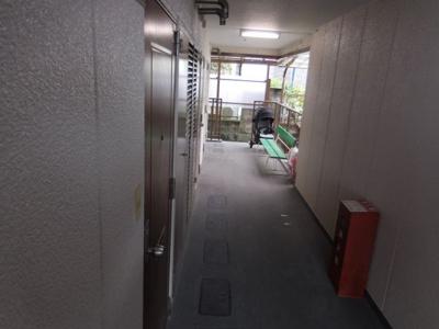 【玄関】グラスホッパー