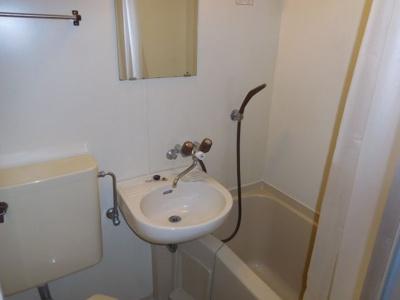 【浴室】グラスホッパー