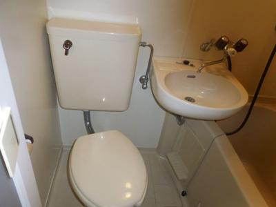【トイレ】グラスホッパー