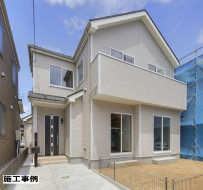 【外観】〇仲介手数料無料〇 船橋市芝山(1号棟) 地震に強い家!