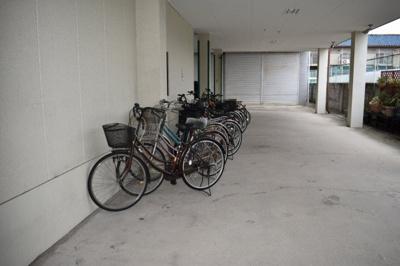 【駐車場】都ハイツ