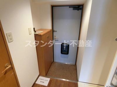 【玄関】エスリード梅田東