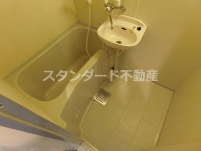 【浴室】エスリード梅田東