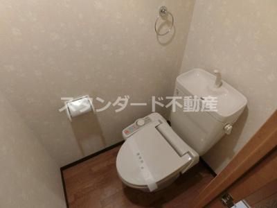 【トイレ】エスリード梅田東