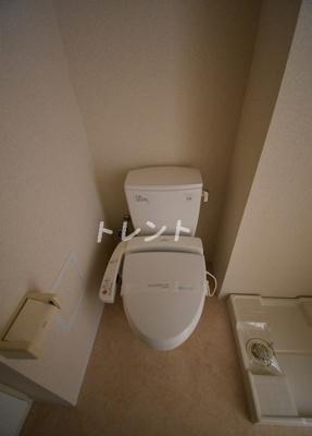 【トイレ】ラクラス田町