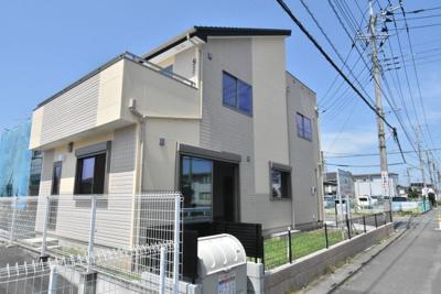 【外観】鴻巣市鴻巣3期 新築分譲住宅全3棟