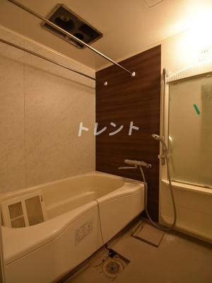 【浴室】パークプレイス三田