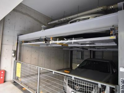 【駐車場】パークプレイス三田