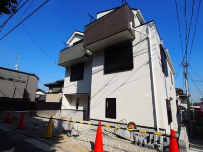 【外観】保土ヶ谷区西久保町全2棟 新築戸建て