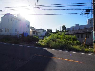 【外観】保土ヶ谷区上菅田町全3区画 売地