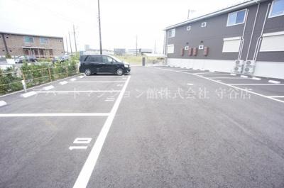 【駐車場】L'espoir