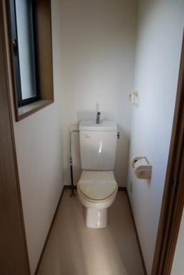 【トイレ】グリーンコーポ21