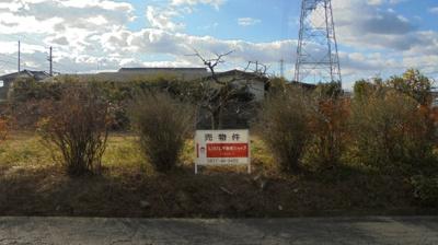 【外観】高松市一宮町売土地