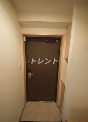【玄関】フォーシム麻布十番