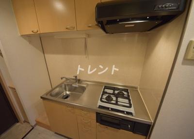 【キッチン】フォーシム麻布十番
