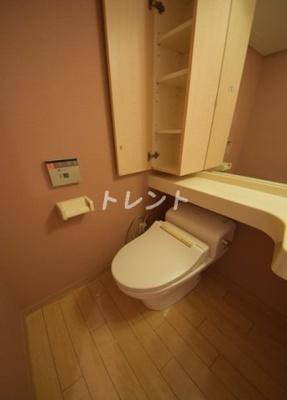 【トイレ】フォーシム麻布十番