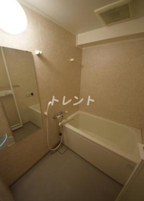 【浴室】フォーシム麻布十番
