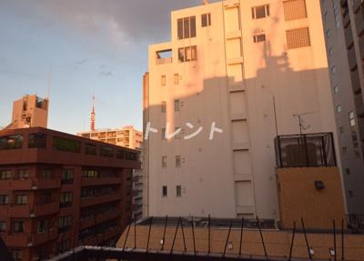 【展望】フォーシム麻布十番