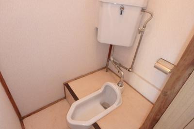 【トイレ】ハイツフリーダム
