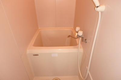 【浴室】ハイツフリーダム