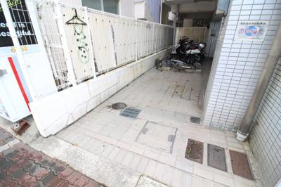 【駐車場】ロイヤル神戸下山手