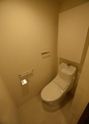 【トイレ】Pianeta麻布十番