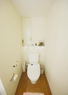 【トイレ】高輪ザレジデンス