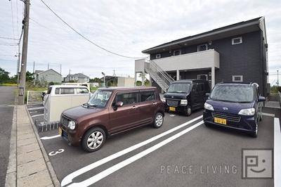 【駐車場】カサペルテ那賀川町