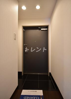 【玄関】田町イースト