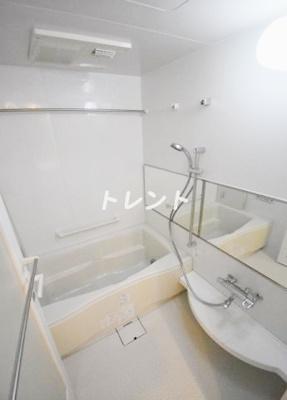 【浴室】南麻布パークハイツ
