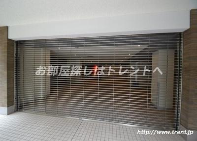 【駐車場】パークコート虎ノ門愛宕タワー