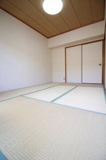 【居間・リビング】岸田ハイツ