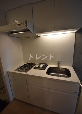 【キッチン】ズーム麻布十番【ZOOM麻布十番】