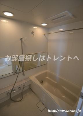 【浴室】シティスパイア若松町【CITY SPIRE若松町】