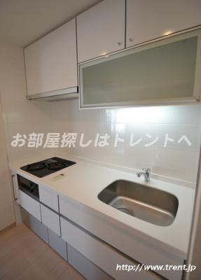 【キッチン】シティスパイア若松町【CITY SPIRE若松町】