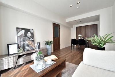 【外観】プラザ元加賀 CD棟 15F 最上階 84.53㎡ リノベーション済